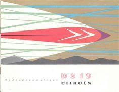 Citroën DS19, 1958