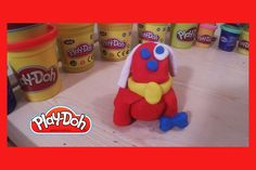 How to Make a Doggy with Play Doh
