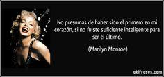 Cita Marilyn Monroe