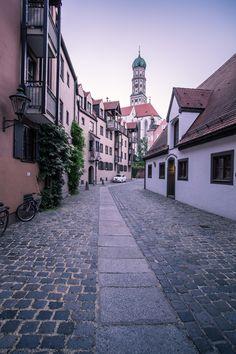 Welcome to Augsburg by Martin Schönberger - Photo 150062689 - 500px.