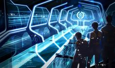 Tron Lightcycles Power Run, Tomorrowland, Shanghai Disneyland - Scot Drake
