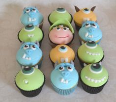 monsters inc baby shower party supplies - Monsters Inc Baby Shower ...