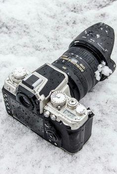 Nikon Df ... étanche ou presque (on dit aussi tropicalisé)
