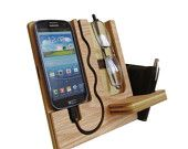 Samsung Galaxy S3, S4, S5, Eye and Wallet Dock - Valet