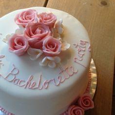 Flowery cake 3D