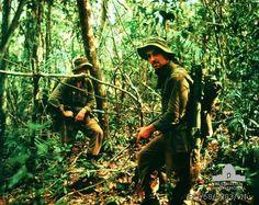Australian soldiers - Vietnam War