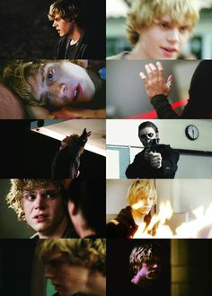 American Horror Story // Tate Langdon <3
