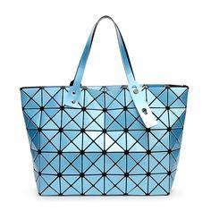 $29.00 (Buy here: https://alitems.com/g/1e8d114494ebda23ff8b16525dc3e8/?i=5&ulp=https%3A%2F%2Fwww.aliexpress.com%2Fitem%2F2015-New-Bao-bao-women-pearl-bag-Diamond-Lattice-Tote-geometry-Quilted-shoulder-bag-sac-bags%2F32614605052.html ) 2015 New Bao bao women pearl bag Diamond Lattice Tote geometry Quilted shoulder bag sac bags handbags women famous brands for just $29.00