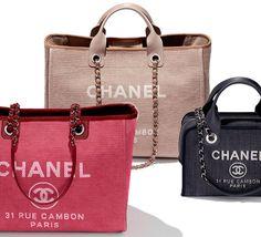 Chanel borse in tela 2015
