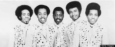 Damon Harris Harris (far right), a one-time member of legendary Motown group The Temptations, died on Feb. 18, 2013. According to the Baltimore Sun, Harris (born Otis Robert Harris, Jr.) lost his 14-year-long battle to prostate cancer after spending the last three months in the hospital. He was 62.  Also in the photo: Richard Street, Melvin Franklin, Otis Williams and Dennis Edwards in 1972.