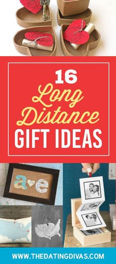 101 Long Distance Relationship Ideas
