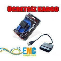 TASCO PS2 TO PS3 JOYSTİCK ÇEVİRİCİ ADAPTÖR 16,80 TL eMc Teknoloji'den Sanalpazar.com'da
