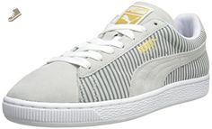 PUMA Women's Suede Lo Blocks Classic Sneaker, Gray Violet, 9 B US - Puma sneakers for women (*Amazon Partner-Link)