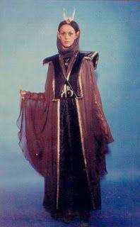 Star Trek: Vulcanology: Robert Fletcher's Movie-Era Vulcans