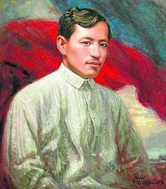 Un acto de justicia con José Rizal