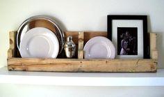 Pallet Shelf Tutorial