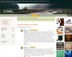 13Skills.com Relaunched