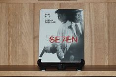 Front of Japanese Seven bluray steelbook