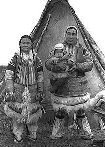 Nganasan people - Wikipedia, the free encyclopedia