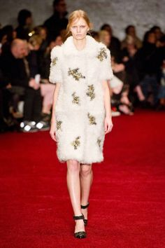 Erdem Fall 2014 Ready-to-Wear Runway - Erdem Ready-to-Wear Collection