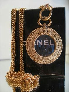 Chanel! Vintage.