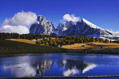 Autumn in the Dolomites!