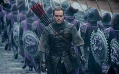 Matt Damon in The Great Wall (2016)