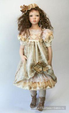 Новая коллекция кукол Софии и Генри Заверушински 2016 года, Zawieruszynski Collection 2016 / Коллекционные куклы Zawieruszynski, Заверужински / Бэйбики. Куклы фото. Одежда для кукол