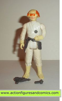 star wars action figures CLOUD CAR PILOT 1981 kenner vintage 100% complete