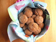 As receitas lá de casa: Biscoitos de chocolate e canela