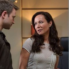 Casualty (Connie & Dr Knight).