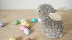DIY lapin pour pâques