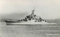 De Grasse was an anti-aircraft light cruiser of the French Navy. She was commissioned and scrapped Sept 10, 1956-1974. (google.image) 06.18 #1/2