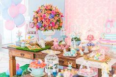 festa infantil alice no pais das maravilhas provençal - Pesquisa Google