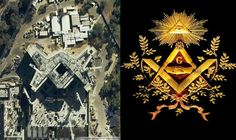 The New Royal Melbourne Children's Hospital is shaped like the Mason/Illuminati symbol