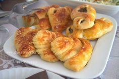 MİDYE POĞAÇA (turkish recipe)