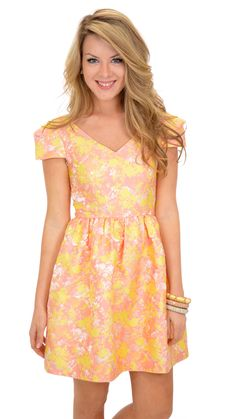 Mid Century Glam Dress :: NEW ARRIVALS :: The Blue Door Boutique