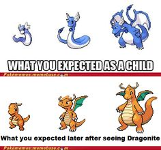 dragonite evolution for pinterest - photo #21