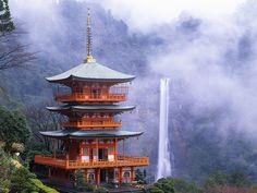 Nachi Falls, Wakayama, Japan