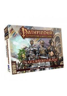 Pathfinder JCA: Auge de los Señores de las Runas - Personajes adicionales y modo de juego hasta 6 pjs. 11,95€
