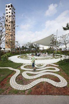 Landscape_Park_Wetzgau-Atelier_Dreiseitl-10-Van-D'Grachten « Landscape Architecture Works | Landezine