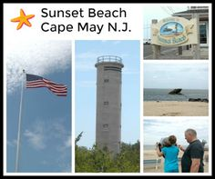 9 Fun Things to See and Do on Sunset Beach in Cape May New Jersey