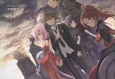 guilty crown fanart | Guilty Crown Fanart 2 | Guilty Crown | Know Your Meme