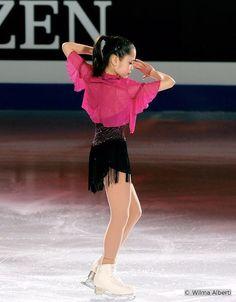 Satoko Miyahara(JAPAN)