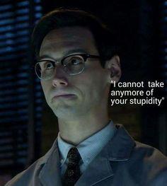 Cory Smith, Cory Michael Smith, Gotham Characters, Gotham Villains, Gotham Quotes, Riddler Gotham, Jerome Gotham, Gotham Cast, Victor Zsasz