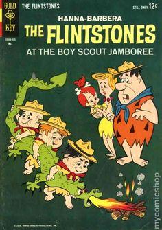 Flintstones #18