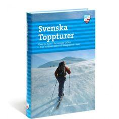 Svenska Toppturer ger en heltäckande beskrivning av de toppturer som finns att göra i de svenska fjällen. Över 150 toppar med de säkraste vägvalen upp och de bästa åken ner.