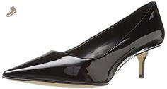 Nine West Women's Franco Patent Dress Pump, Black, 7 M US - Nine west pumps for women (*Amazon Partner-Link)
