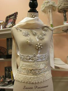 Bridal Accessories!  Belts, Jewelry, Brooches and more! All at Bumble Beads Boutique in Latham NY. Visit http://albanybridalnews.com/albany-wedding-services/jewelry-accessories/bumble-beads-boutique/ today for more from Bumble Beads! #wedding #albanybridalnews