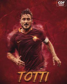 Totti Francesco, Soccer, Football, Movie Posters, Fictional Characters, Instagram, Futbol, Futbol, European Football